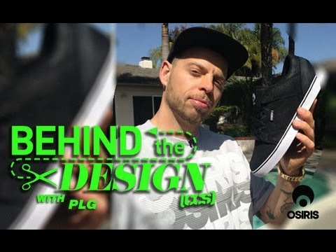 Behind The Design | PLG For The Osiris PLG VLC Shoe