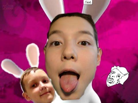 Бешеные кролики идут за нами)