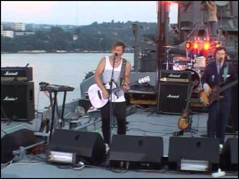 Мумий Тролль - Коралы (Live @ Севастополь 2010)