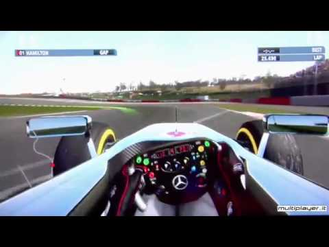 F1 2012 Codemasters video preview