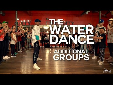 Chris Porter ft Pitbull - #TheWaterDance - Tricia Miranda - ADDITIONAL GROUPS