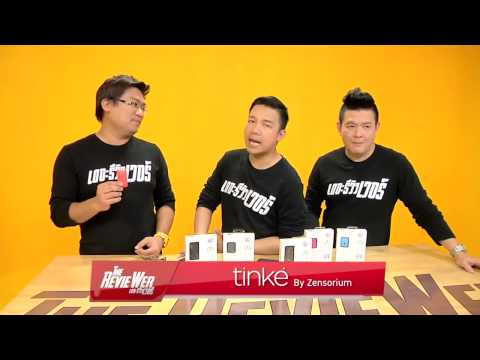Review Tinke จาก The Reviewer