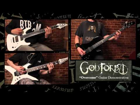 God Forbid - Overcome
