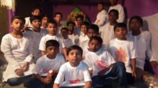 Vinayak nagar SSV GANG Presents in 2k16 For Ganesh immersion