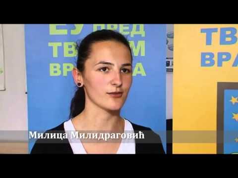 """""""ЕУ пред твојим вратима"""" - Ученици и ученице (16.05.2014.)"""