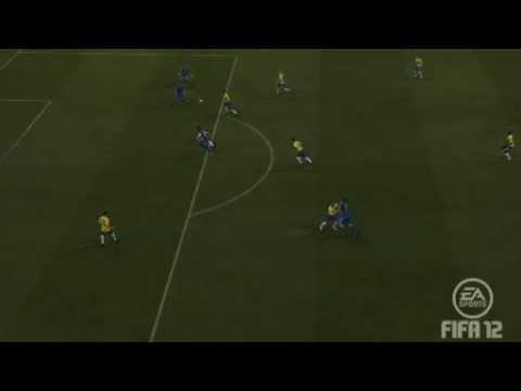 My best fifa 12 goal - Crystal Palace vs Southampton Wilfred Zaha