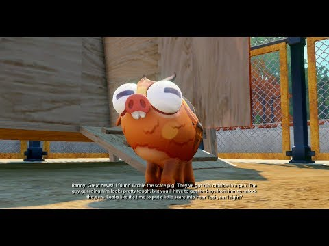 Disney Infinity - Monsters University Play Set - Part 12