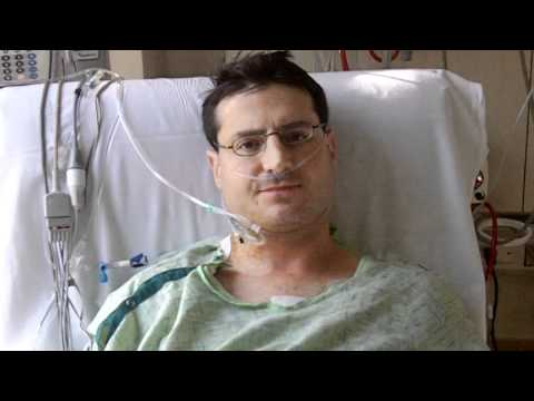 Day 2 Recovery From Open Heart Surgery To Replace Aortic Val video