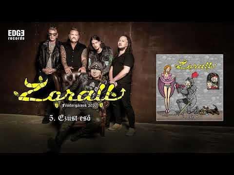 Zorall - Ezüst eső (Hivatalos szöveges videó)