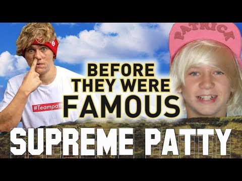 SUPREME PATTY - Before They Were Famous - INSTAGRAM STAR INTERVIEW