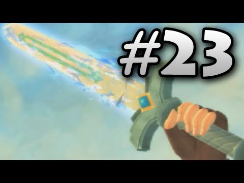 The Legend of Zelda: Skyward Sword - Part 23: Sandship