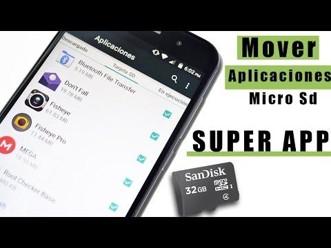 Super Mega aplicación Android 2016   Mover Aplicaciones a SD   Elimina apps basura  Tecnocat