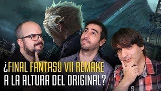 ¿Estará Final Fantasy VII Remake a la altura del original?