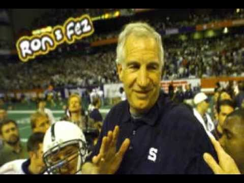 Ron and Fez: Jerry Sandusky Book Titles
