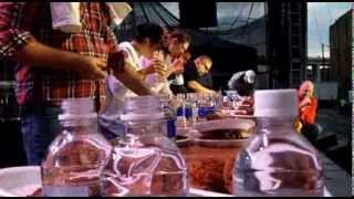 The 2013 Franklin American Mortgage Music City Bowl World Hot Chicken Eating Championship