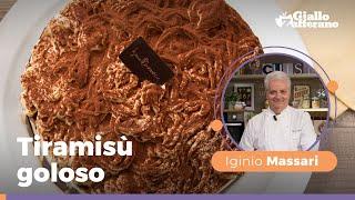 TIRAMISÙ GOLOSO di Iginio Massari