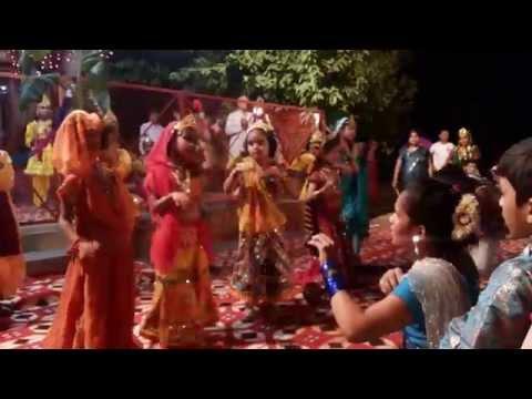 Maiya Yashoda  Ye Tera Kanhaiya (janmashtmi 2014) Alttc Bsnl Ghaziabad video
