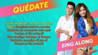 Elenco de Soy Luna   Quédate  Sing Along From Soy Luna   Modo Amar