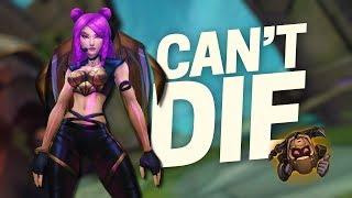 Doublelift - CAN'T DIE (feat. COREJJ)