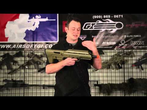 Airsoft GI - APS Urban Assualt Rifle Gun Review