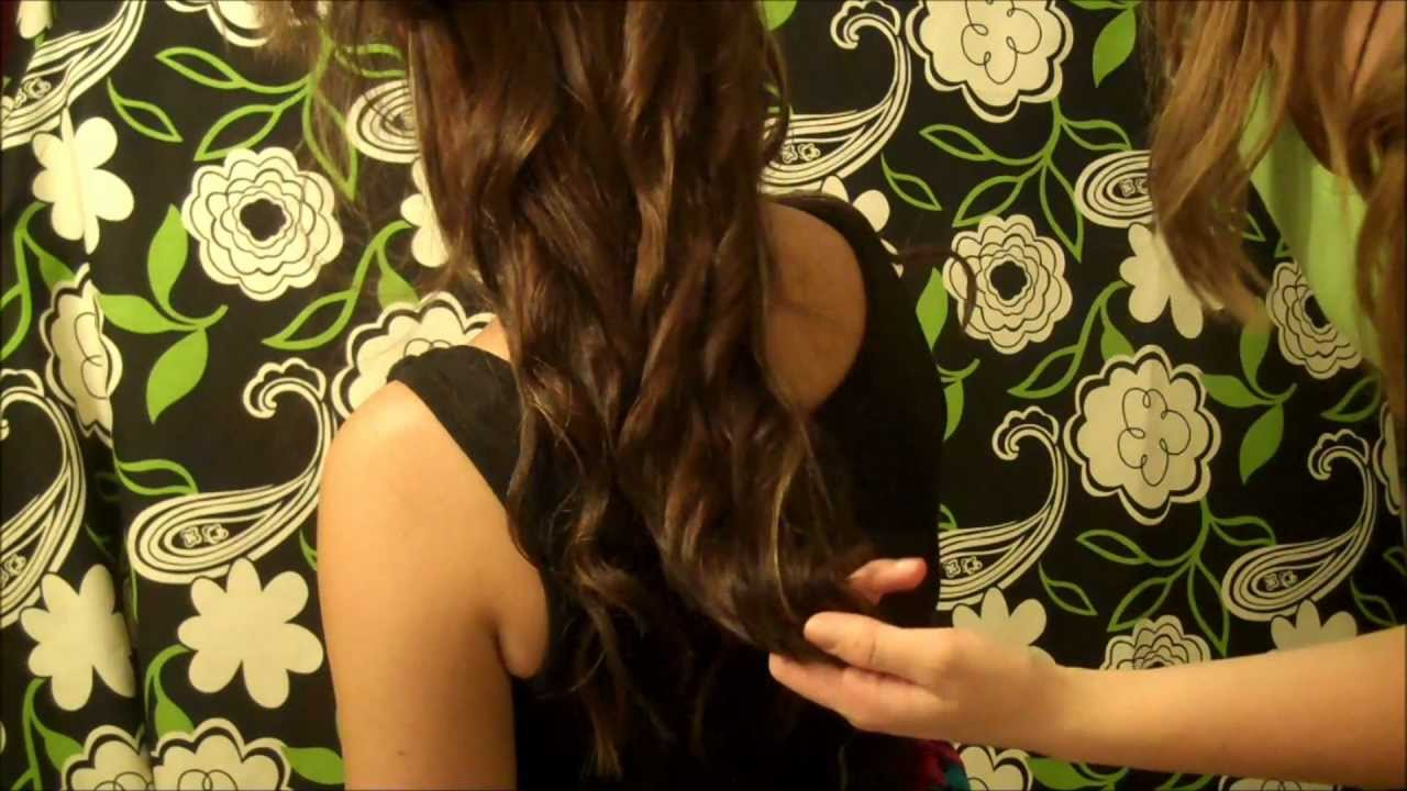 Hair Tutorial: Jessica Alba Inspired Updo- Side Braid With Bun