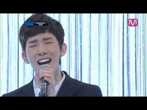 2AM_  (I Wonder If You Hurt Like Me by 2AM@Mcountdown_2012.03.15)