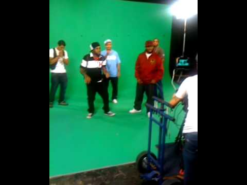 Mike jones music video behind the scene