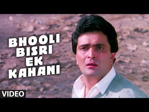Nagina Song Bhooli Bisri Ek Kahani   Rishi Kapoor, Sridevi
