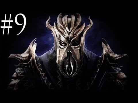 The Elder Scrolls V: Skyrim - Walkthrough - Dragonborn DLC - Part 9 - Ending
