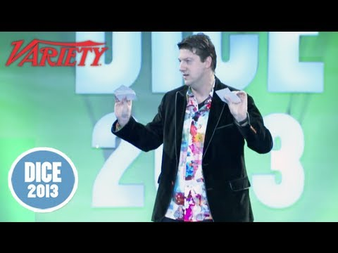 "Borderlands' Randy Pitchford ""Video Games Are Magic"" – Full Keynote Speech – DICE SUMMIT 2013"