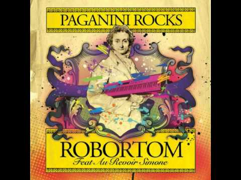 Robortom feat Au Revoir Simone - Paganini Rocks (Extended Club Version Vocal) [HQ]