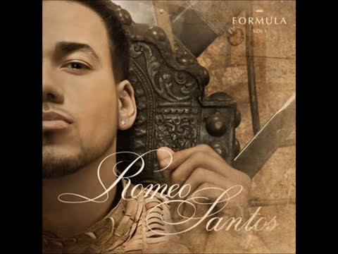 Mix Romeo Santos Fórmula Vol. 1 NEW ALBUM 2012