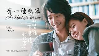 A Lin 有一種悲傷 Piano By Javin Tham 電影 比悲傷更悲傷的故事 主題曲