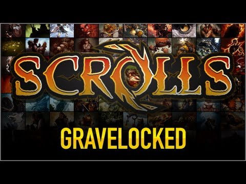Scrolls - Gravelocked
