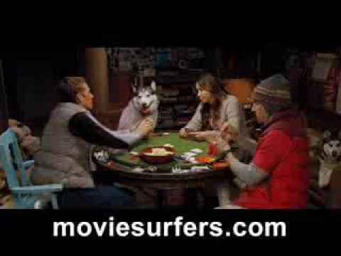 Paul Walker on Disney's Movie Surfer