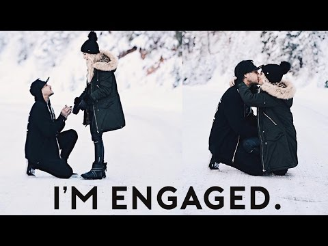 I'm Engaged?! The Proposal?!   Brittany Balyn