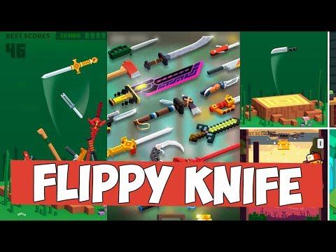 😱ЭТО ЖЕ НОЖИ ДЛЯ АНДРОИД! Flippy Knife!🎮