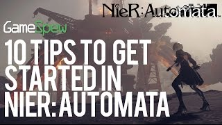 NieR: Automata - Ten Tips To Get Started