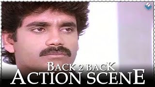 Gaganam - Back 2 Back Action Scenes - Chaitanya Telugu Movie