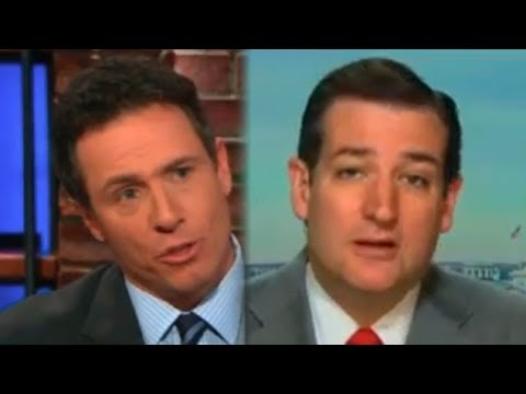 Ted Cruz Bristles At CNN Anchor's Obamacare Questions
