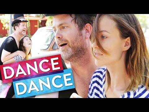 Olivia Wilde and Rainn Wilson Interpretive Dance! - Metaphysical Milkshake