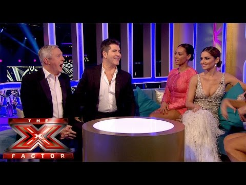 Is Simon playing dirty tricks?   Live Week 6   The Xtra Factor UK 2014