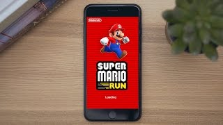 Hands-On with Super Mario Run!