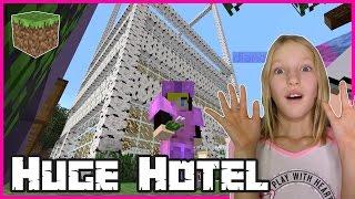 Download Lagu Making a HUGE Hotel / Minecraft Gratis STAFABAND