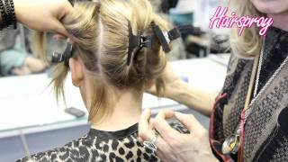 Advanced Hair Extension Training For Bobs & Short Hair.