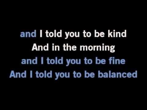 Birdy - Skinny Love {karaoke} - HD