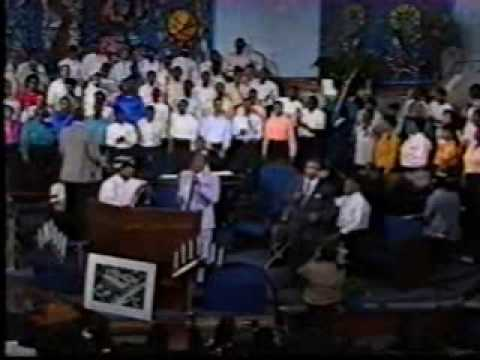 Rev. Clay Evans And The African American Religious Connection Mass Choir - Constantly