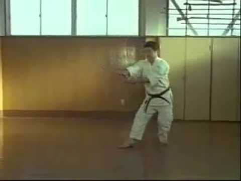 Goju-ryu Kururunfa Kata By Morio Higaonna video