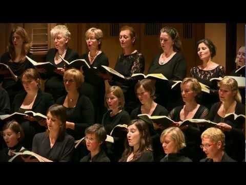 Haydn - The Seasons chorus 'Ach! Das Ungewitter naht! (Octopus Symphony Chorus & LCA): Video Clip
