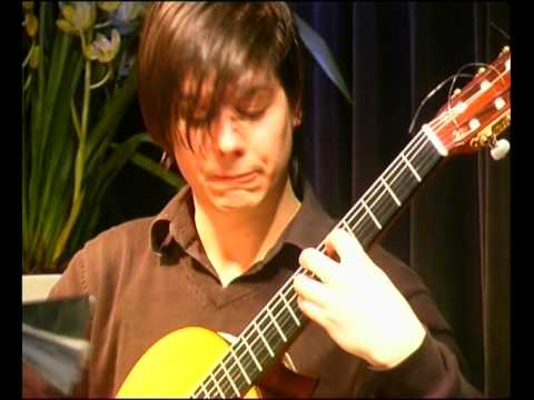 Etude b-minor Fernando Sor, opus 35 nr. 22 by Martijn Buijnsters